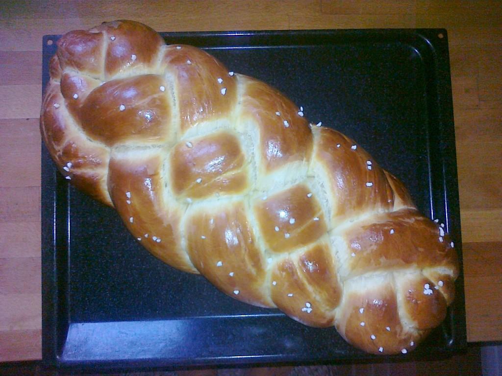 A tavalyi húsvéti kalács