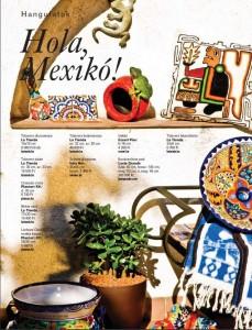 Hola Mexikó!  Stylist works – Otthonok és Kertek