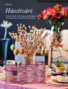 Húsvétváró – stylist works – Otthonok és Kertek