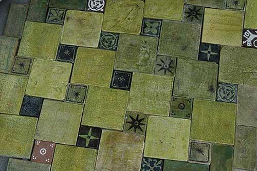 Pataki Tiles – csempék az angol középkorból