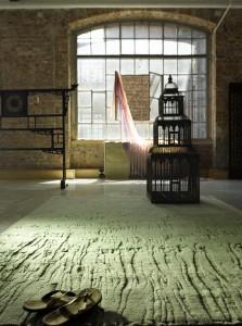Rét kollekció – egyedi szőnyegek Gulyás Judittól