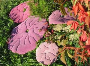 Virágszőnyeg kollekció I. – egyedi szőnyegek Gulyás Judit textitdesignertől
