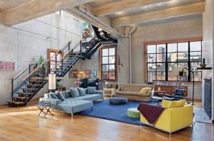 NYC penthouse duplex