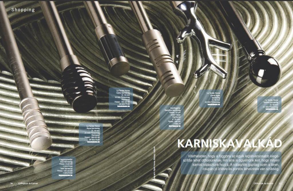Stylist works Otthonok és Kertek 2012 augusztus – szeptember