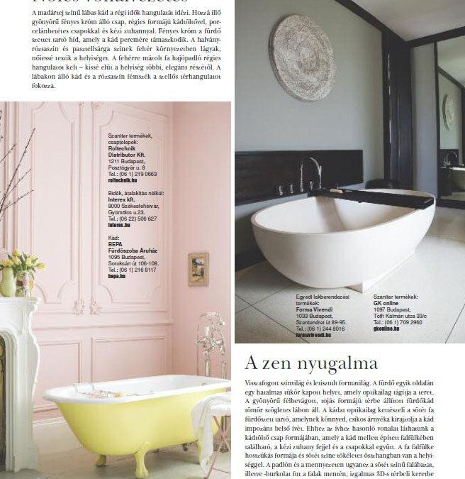 konyhák és fürdőszobák 2012 augusztus