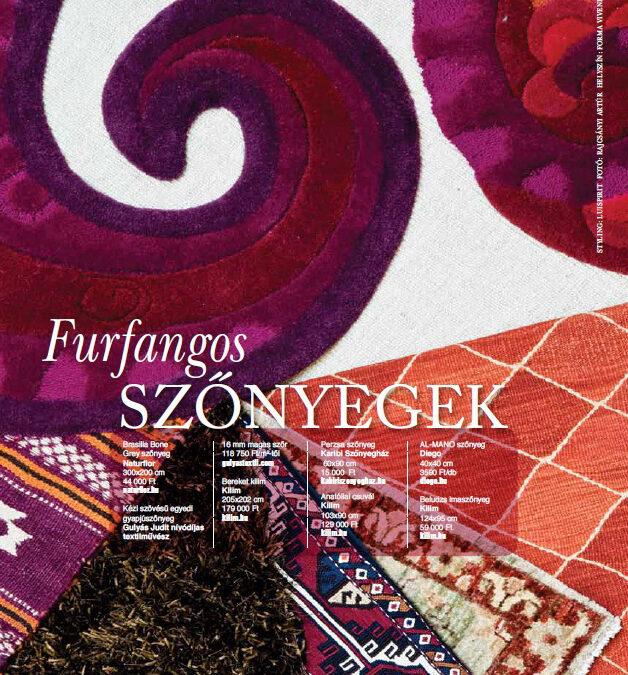 A szőnyegek varázslatos világa