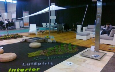 LuiSpirit Kertportál design stand – Construma 2013.04.10-14