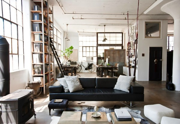 Brooklyn loft home 01